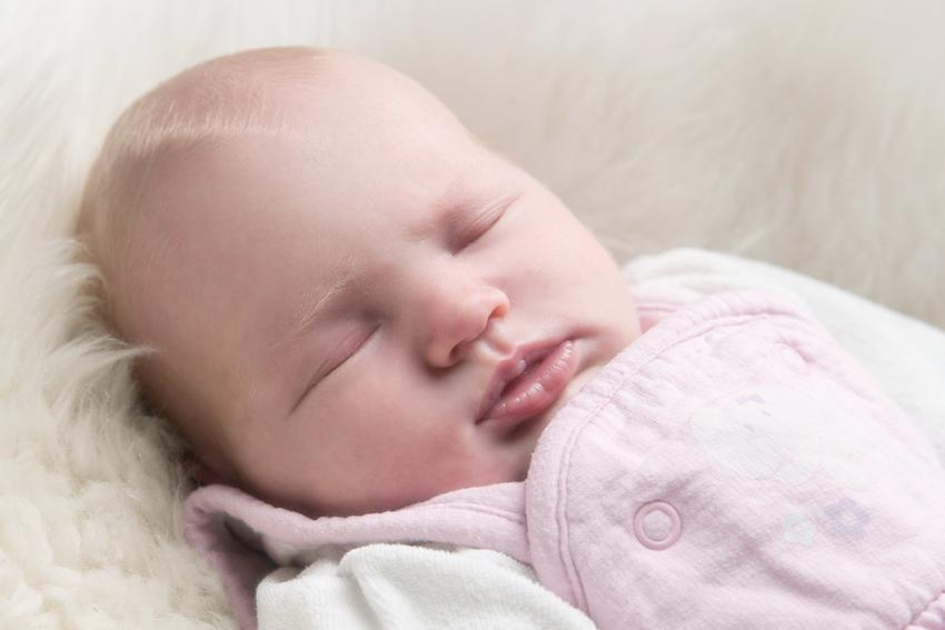 Babyfotos fotografiert von Fotostudio Witten - Kristina Bruns