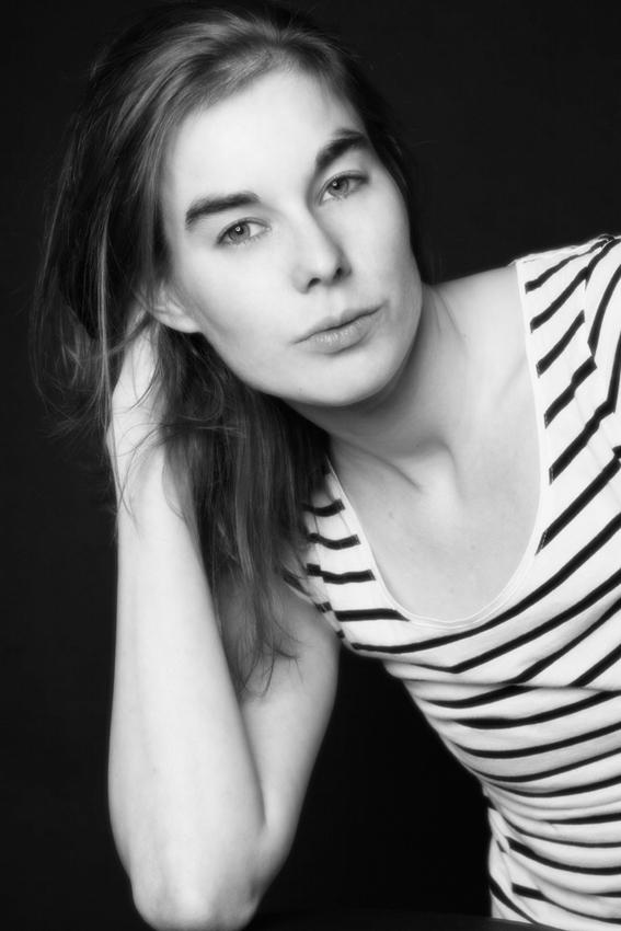 Portraitfoto im Studio von KB-Fotografie fotografiert von Kristina Bruns Fotografin in Witten Herbede