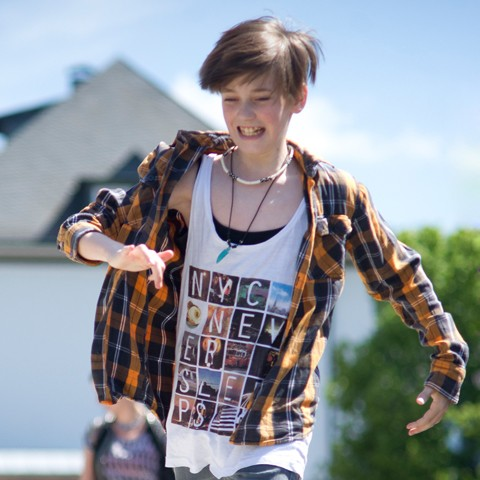 Portfoliobild zur Teenagergalerie Portraitfotos von KB-Fotografie fotografiert von Kristina Bruns Fotografin in Witten Herbede