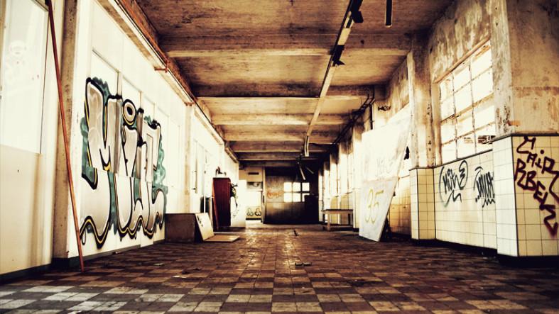 Lost Place von Fotostudio Witten - Kristina Bruns
