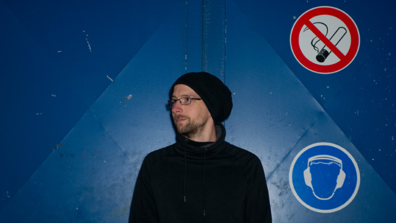 Verboten Fototermin mit Chris Portraitfoto fotografiert von Fotostudio Witten - Kristina Bruns