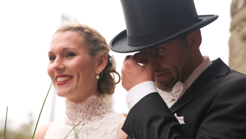 Markus und Elisa fotografiert von Fotostudio Witten - Kristina Bruns