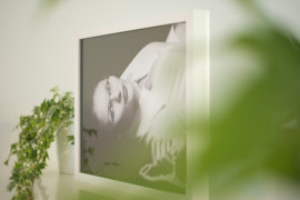 Fotostudio Witten - Kristina Bruns erstes Studio in Bochum Werne