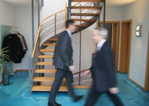 Steuerberater / Wirtschaftsprüfer Aufermann & Stienemann Businessaufnahmen fotografiert von Fotostudio Witten - Kristina Bruns