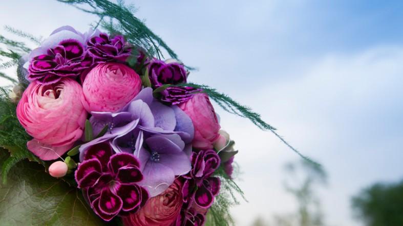 Praktikantin Maren machte in Ihrem Praktikum Hochzeitsfotos fotografiert von Fotostudio Witten - Kristina Bruns