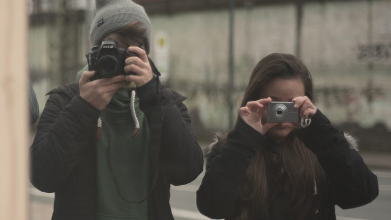 Nico Stolz und Madita Hillebrand im Fotostudio Witten Kristina Bruns