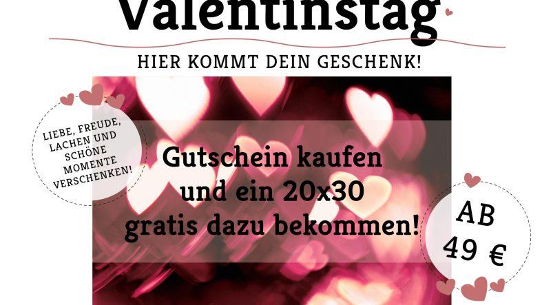 Valentinstag im Fotostudio Witten